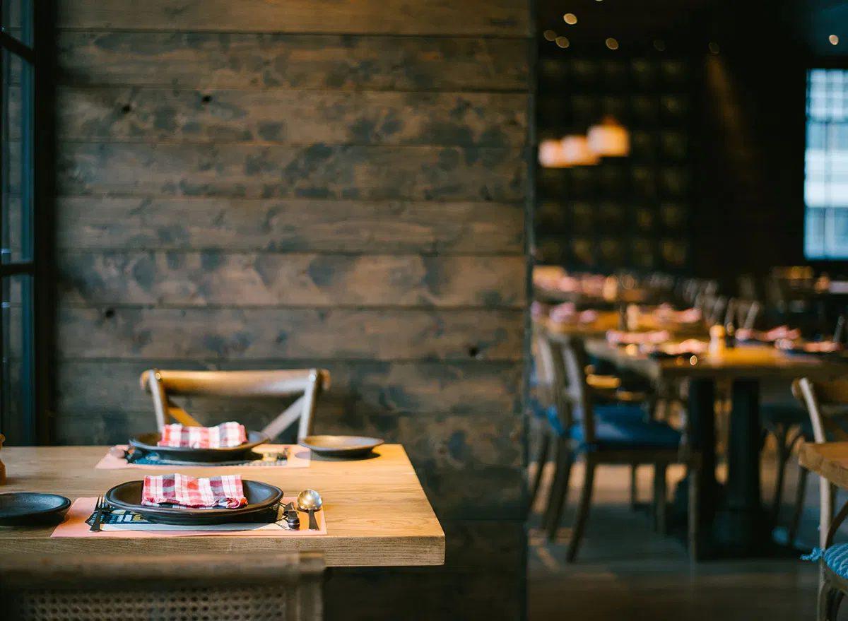 daily restaurant opening checklist