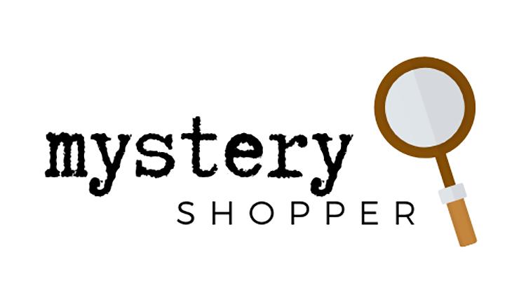 mystery shopper audit